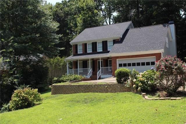 4540 Creek Bluff Drive, Sugar Hill, GA 30518 (MLS #6596005) :: Iconic Living Real Estate Professionals