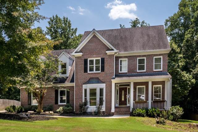 312 Oak Hill Lane, Canton, GA 30115 (MLS #6596026) :: North Atlanta Home Team