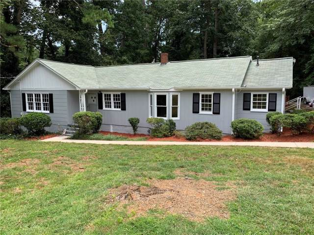 468 Stark Street, Lawrenceville, GA 30046 (MLS #6596068) :: The Heyl Group at Keller Williams