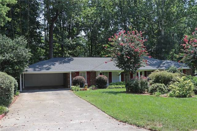 5845 Brookgreen Road, Sandy Springs, GA 30328 (MLS #6596136) :: North Atlanta Home Team