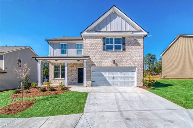 2291 Anne's Lake Circle, Lithonia, GA 30058 (MLS #6596262) :: RE/MAX Paramount Properties