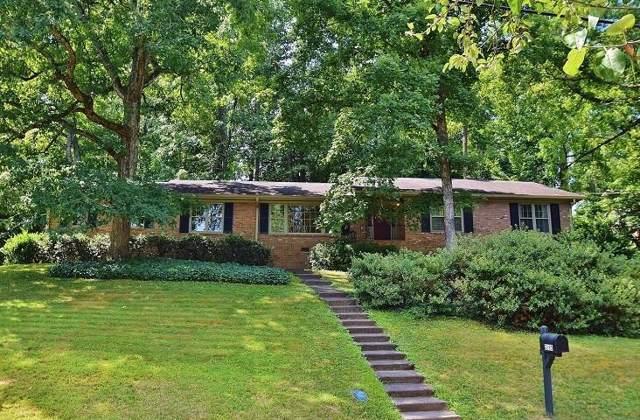 2195 Street Deville NE, Atlanta, GA 30345 (MLS #6596276) :: The Heyl Group at Keller Williams