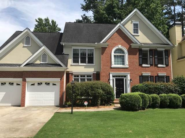 757 White Blossom Court, Powder Springs, GA 30127 (MLS #6596303) :: The Heyl Group at Keller Williams