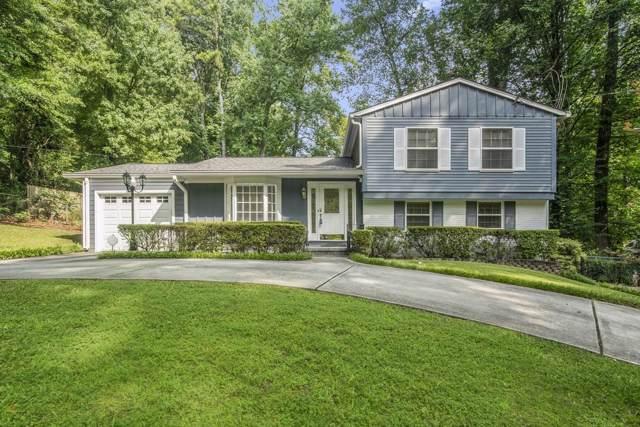 1591 Wildwood Road, Marietta, GA 30062 (MLS #6596310) :: RE/MAX Prestige
