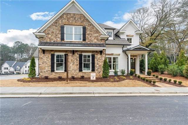 1710 Barclay Close NW, Atlanta, GA 30318 (MLS #6596460) :: North Atlanta Home Team