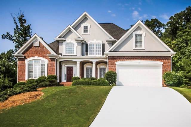 1101 Promontory Drive, Marietta, GA 30062 (MLS #6596526) :: North Atlanta Home Team