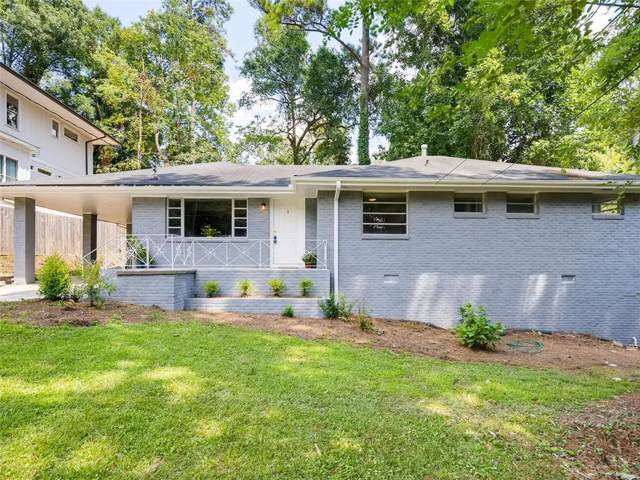 1447 Brook Valley Lane NE, Atlanta, GA 30324 (MLS #6596564) :: The North Georgia Group