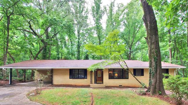 2700 Piney Wood Drive, East Point, GA 30344 (MLS #6596606) :: North Atlanta Home Team