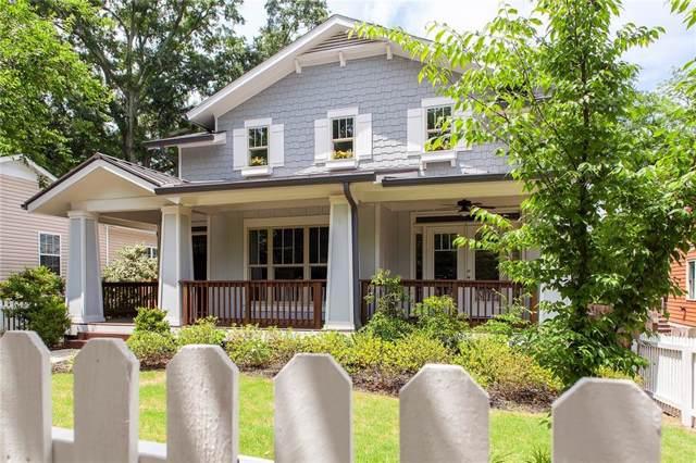 629 2nd Avenue, Decatur, GA 30030 (MLS #6596639) :: Iconic Living Real Estate Professionals