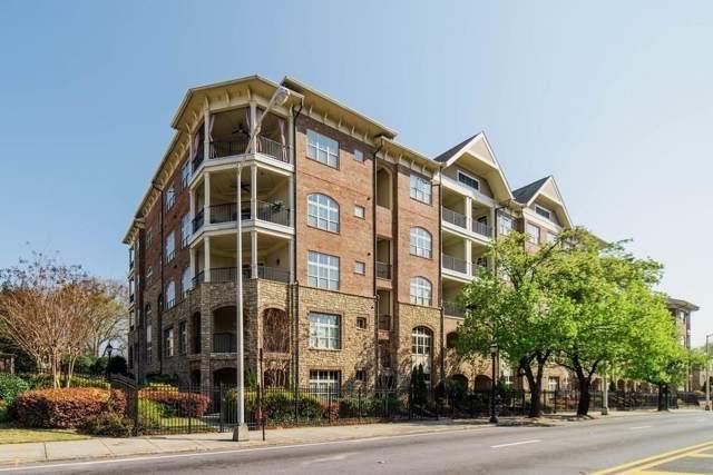 625 Piedmont Avenue NE #1027, Atlanta, GA 30308 (MLS #6596688) :: The Zac Team @ RE/MAX Metro Atlanta