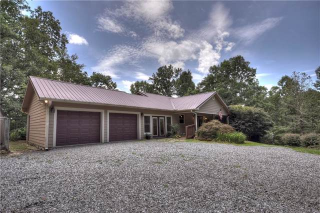 444 Pleasant Oak Trail, Ellijay, GA 30540 (MLS #6596696) :: RE/MAX Prestige