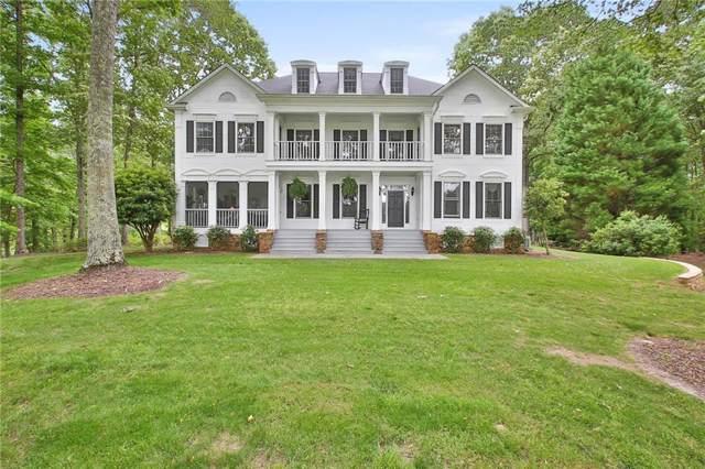 1023 Sandy Creek & Lake Road, Fayetteville, GA 30214 (MLS #6596761) :: Path & Post Real Estate