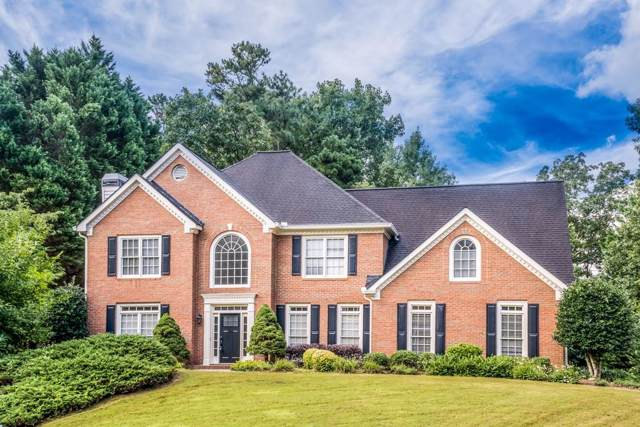 1558 Halisport Lake Drive NW, Kennesaw, GA 30152 (MLS #6596766) :: RE/MAX Prestige