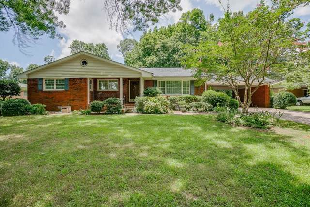 3115 Edgewater Drive, Gainesville, GA 30501 (MLS #6596795) :: The Heyl Group at Keller Williams
