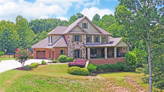 6021 Trojan Drive, Gainesville, GA 30506 (MLS #6596802) :: North Atlanta Home Team