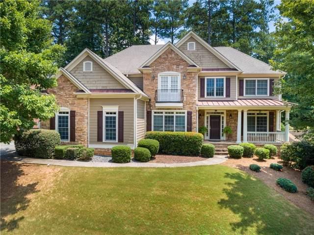 1612 Climbing Rose Court NW, Kennesaw, GA 30152 (MLS #6596823) :: North Atlanta Home Team