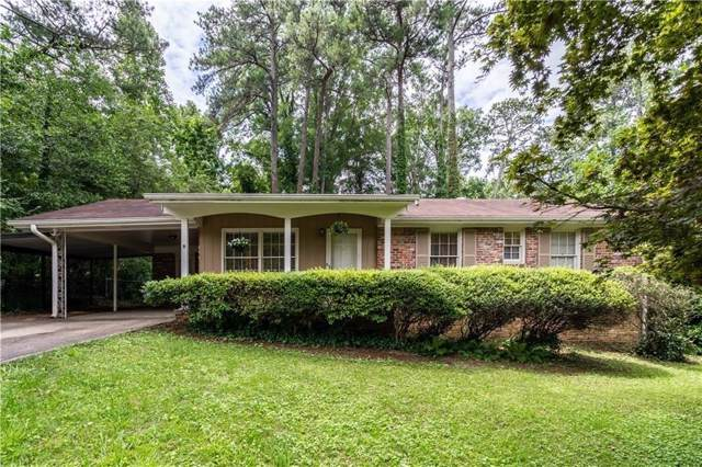 2543 Asbury Court, Decatur, GA 30033 (MLS #6596865) :: North Atlanta Home Team