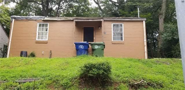 238 Ormond Street SW, Atlanta, GA 30315 (MLS #6596935) :: The Hinsons - Mike Hinson & Harriet Hinson