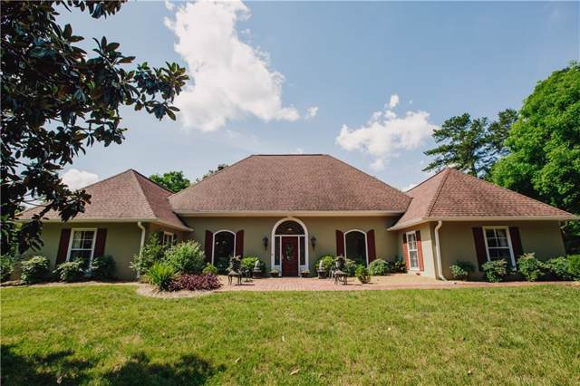 212 Saddle Mountain Road, Rome, GA 30161 (MLS #6597088) :: North Atlanta Home Team