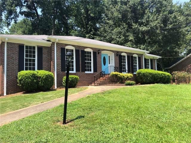 4569 Allgood Springs Drive, Stone Mountain, GA 30083 (MLS #6597093) :: The Zac Team @ RE/MAX Metro Atlanta