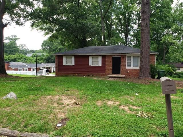 360 SE Belgarde Place SE, Atlanta, GA 30354 (MLS #6597110) :: North Atlanta Home Team