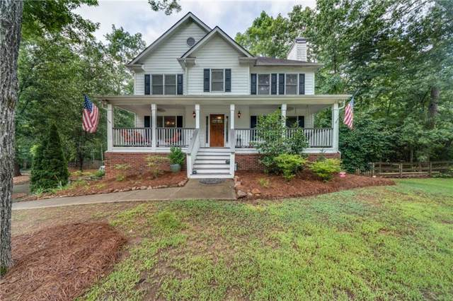 100 Bemis Ward Drive, Canton, GA 30115 (MLS #6597130) :: Path & Post Real Estate