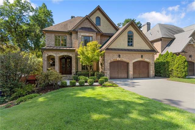 1847 Bragg Street, Chamblee, GA 30341 (MLS #6597133) :: RE/MAX Paramount Properties