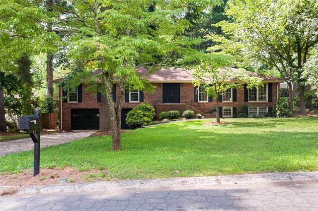 150 Dillard Drive NE, Kennesaw, GA 30144 (MLS #6597232) :: RE/MAX Paramount Properties