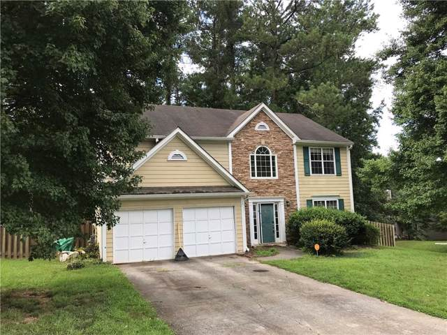 1555 Woodmore Drive SW, Marietta, GA 30008 (MLS #6597233) :: North Atlanta Home Team