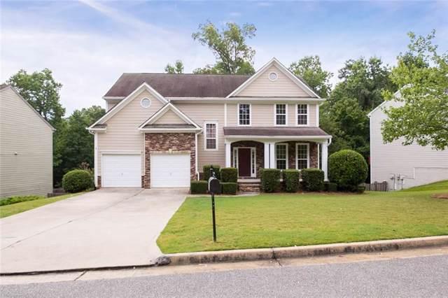 1672 Riverwatch Court NW, Kennesaw, GA 30152 (MLS #6597234) :: North Atlanta Home Team