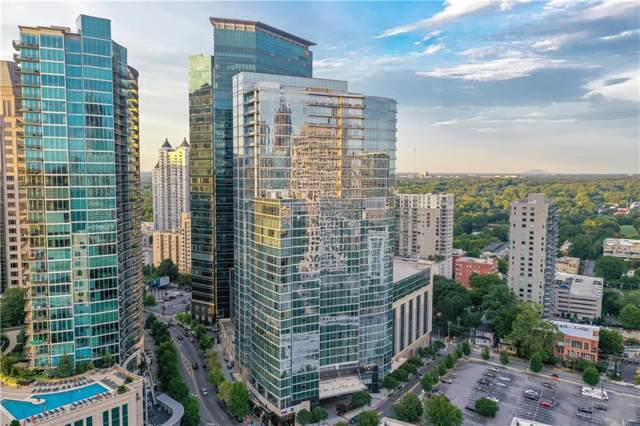 1065 Peachtree Street NE #3502, Atlanta, GA 30309 (MLS #6597278) :: The Zac Team @ RE/MAX Metro Atlanta