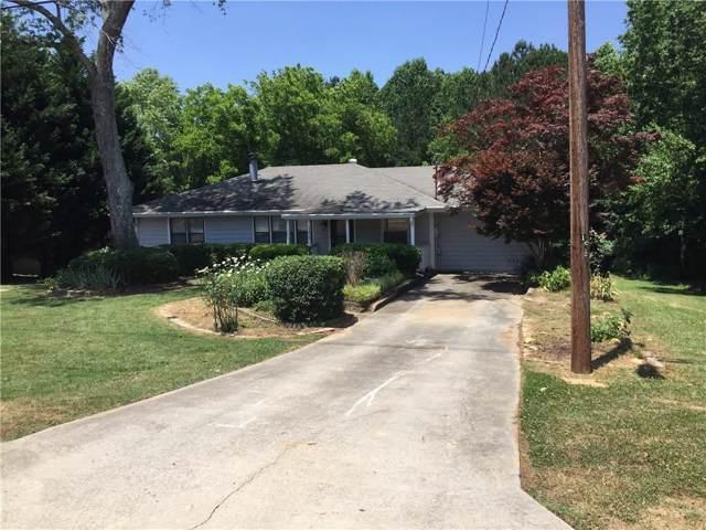 1373 Belmont Avenue SE, Smyrna, GA 30080 (MLS #6597321) :: North Atlanta Home Team