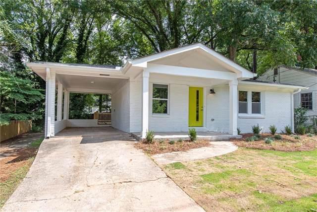 1775 Beecher Street SW, Atlanta, GA 30310 (MLS #6597345) :: Iconic Living Real Estate Professionals