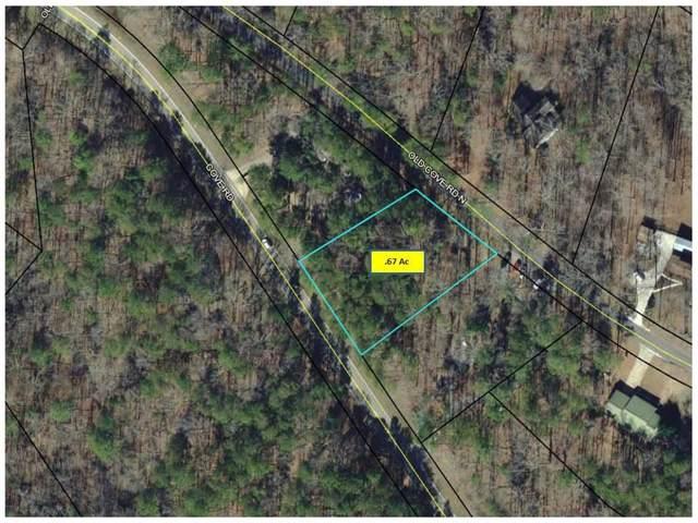 00 Cove Road, Jasper, GA 30143 (MLS #6597351) :: Kennesaw Life Real Estate