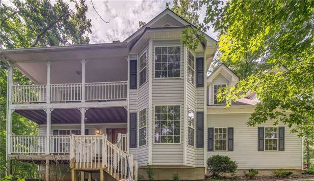 1201 Camp Dobbs Road, Jasper, GA 30143 (MLS #6597374) :: North Atlanta Home Team