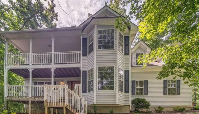 1201 Camp Dobbs Road, Jasper, GA 30143 (MLS #6597374) :: Path & Post Real Estate