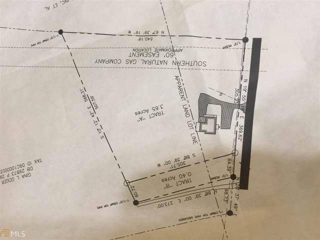 7498 Butner Road, Fairburn, GA 30213 (MLS #6597415) :: RE/MAX Paramount Properties