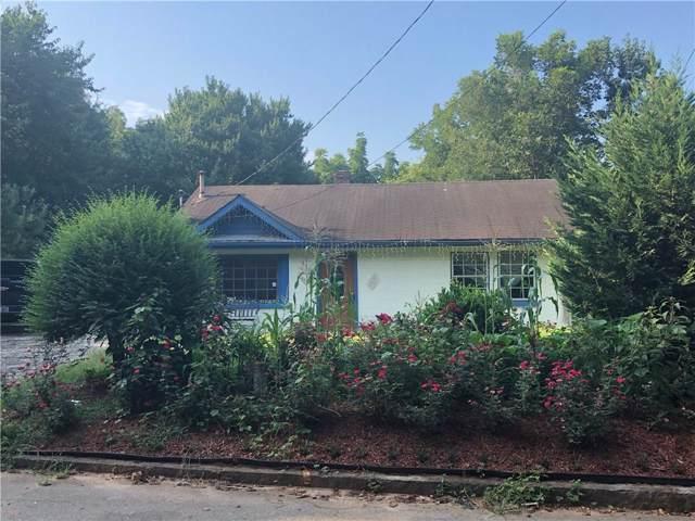 642 Banks Avenue SW, Atlanta, GA 30315 (MLS #6597441) :: RE/MAX Paramount Properties