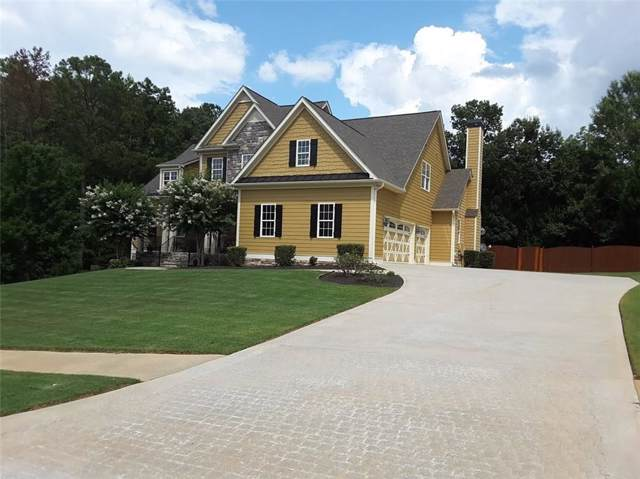 116 Archstone Square, Mcdonough, GA 30253 (MLS #6597456) :: North Atlanta Home Team