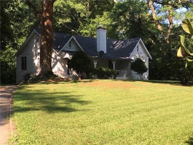 2800 Benjamin E Mays Drive SW, Atlanta, GA 30311 (MLS #6597462) :: RE/MAX Paramount Properties
