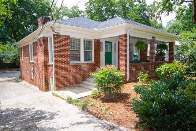 1017 E Lake Drive, Decatur, GA 30030 (MLS #6597483) :: Iconic Living Real Estate Professionals