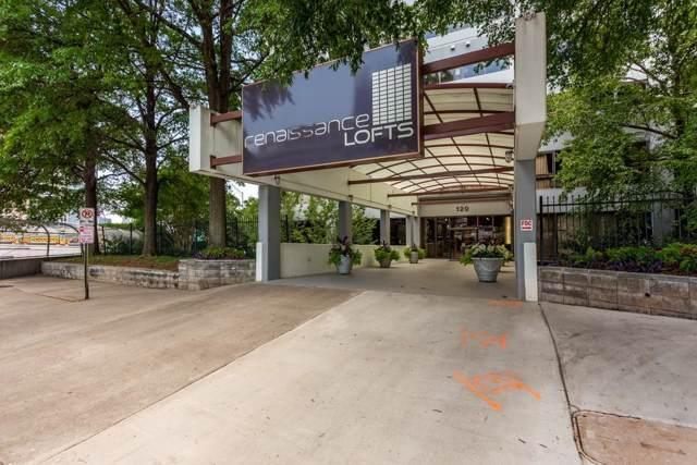 120 Ralph Mcgill Boulevard NE #909, Atlanta, GA 30308 (MLS #6597484) :: The Zac Team @ RE/MAX Metro Atlanta