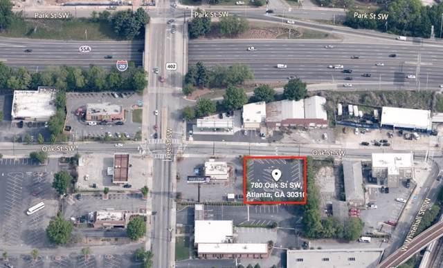 780 Oak Street SW, Atlanta, GA 30310 (MLS #6597541) :: RE/MAX Paramount Properties
