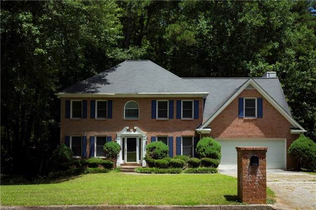 3552 Hunters Hill Drive, Lithonia, GA 30038 (MLS #6597542) :: RE/MAX Paramount Properties