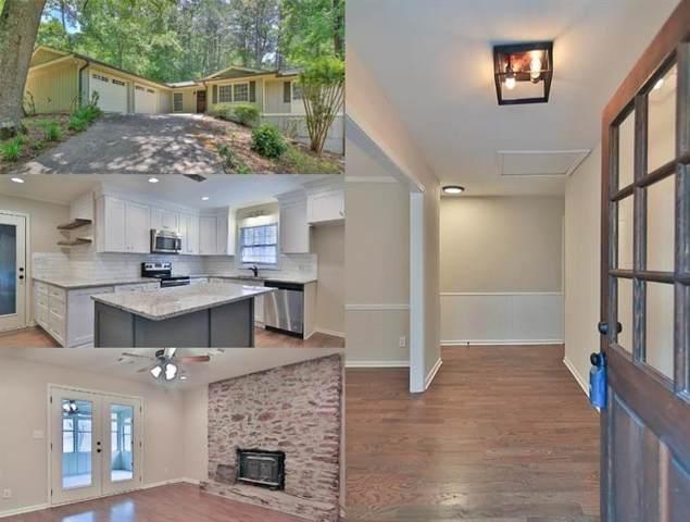 1648 Jep Wheeler Road, Woodstock, GA 30188 (MLS #6597550) :: Path & Post Real Estate