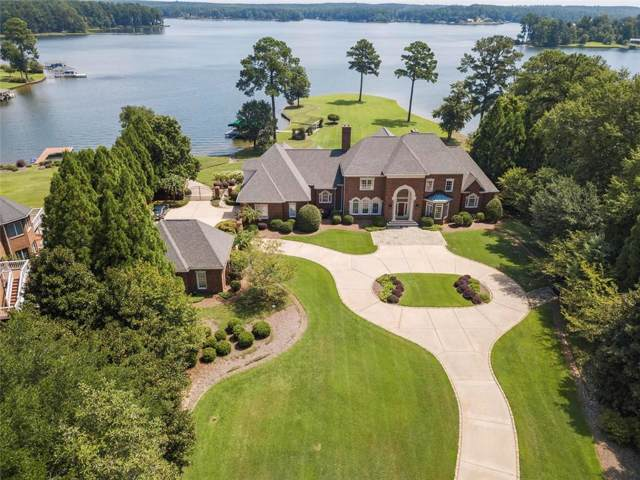 215 Lakecrest Drive NE, Milledgeville, GA 31061 (MLS #6597591) :: North Atlanta Home Team