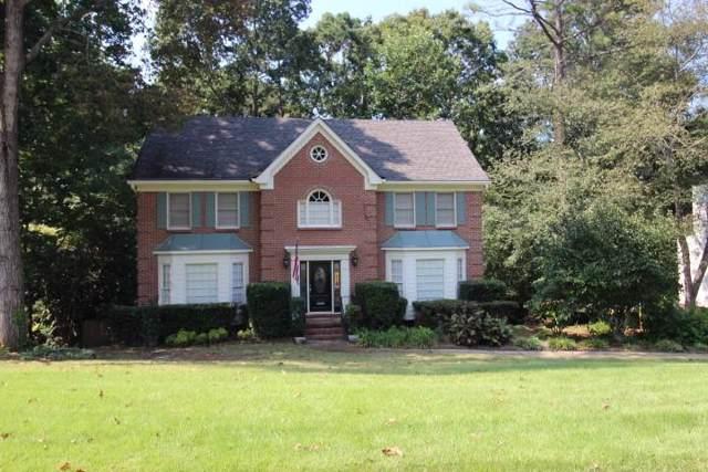 1601 Wickersham Place, Suwanee, GA 30024 (MLS #6597626) :: Rock River Realty