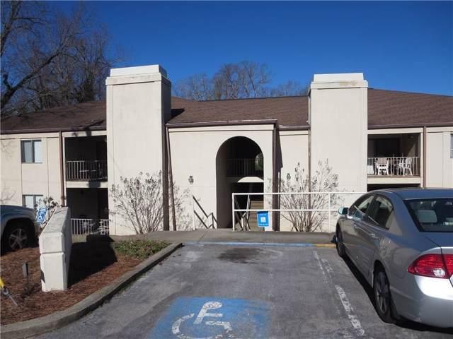 605 Candler Street C2, Gainesville, GA 30501 (MLS #6597639) :: RE/MAX Paramount Properties
