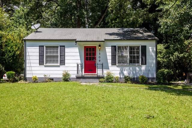 2509 Romain Way, East Point, GA 30344 (MLS #6597704) :: Community & Council
