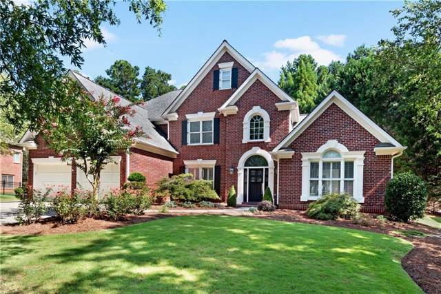 335 Laurel Oak Drive, Suwanee, GA 30024 (MLS #6597775) :: The Cowan Connection Team
